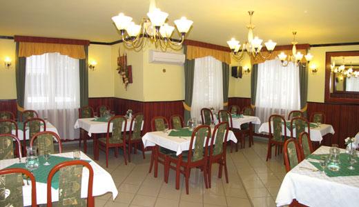 Étterem Hajdúszoboszló